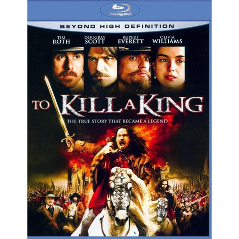 To Kill a King (Blu-ray) (Widescreen)