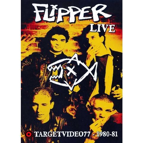 Flipper: Live - Targetvideo077, 1980-81