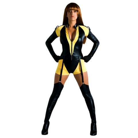 Women's Watchmen Silk Spectre Costume