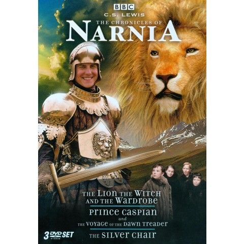 The Chronicles of Narnia Box Set (3 Discs) (R)
