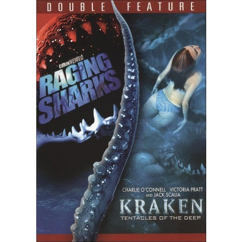 Raging Sharks/Kraken: Tentacles of the Deep (2 Discs) (Widescreen)