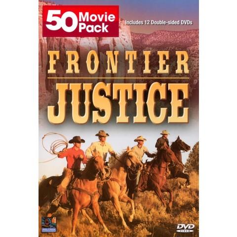 Frontier Justice: 50 Movie Pack (12 Discs)