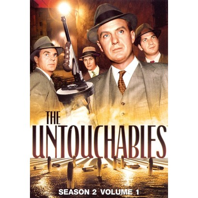 The Untouchables: Season 2, Vol. 1 (4 Discs) (R)