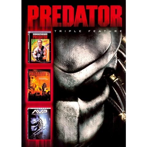 Predator Triple Feature (3 Discs) (Widescreen) (Widescreen Edition)