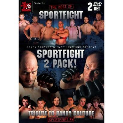 Maximum MMA Presents: Sportfight - Evolution (2 Discs)