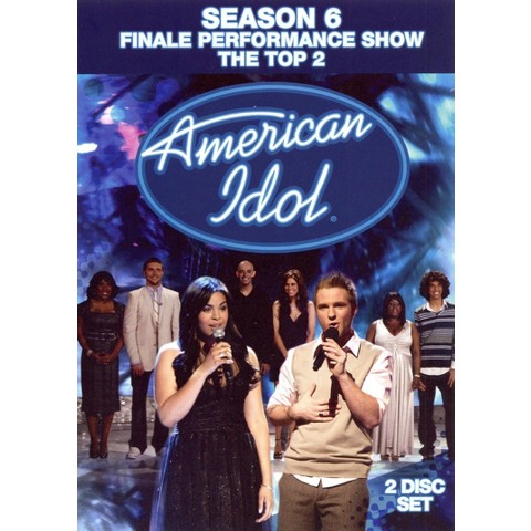 American Idol: Season 6 Finale Performance Show - The Top 2 (2 Discs)