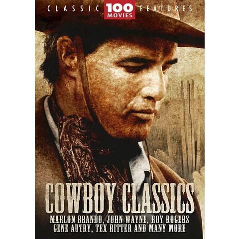 Cowboy Classics (100 Movie Pack)