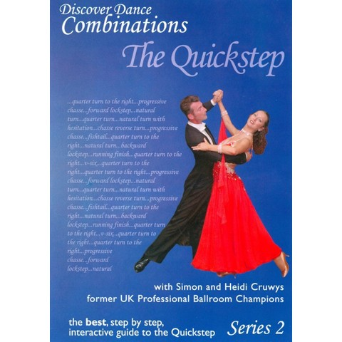 Discover Dance Combinations: The Quickstep - Series 2 (Widescreen)