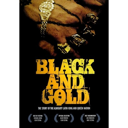 Black and Gold (Widescreen)