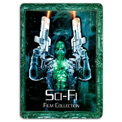 Sci-Fi Film Collection (4 Discs)