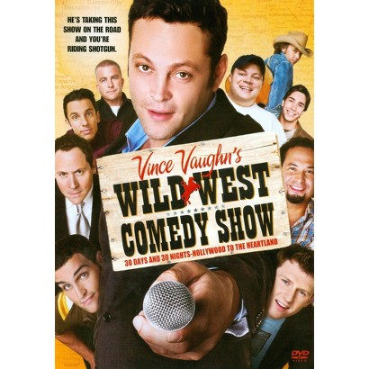 Vince Vaughn's Wild West Comedy Show: 30 Days and 30 Nights - Hollywood to the Heartland (Widescreen)