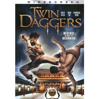 Twin Daggers (Widescreen)