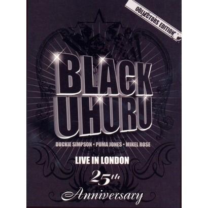 Black Uhuru: Live in London - 25th Anniversary