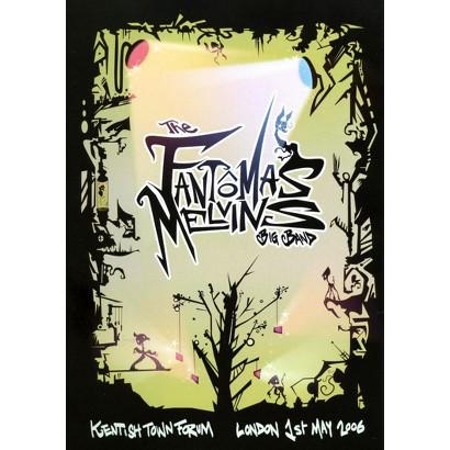 The Fantomas/Melvin Big Band: Kentish Town Forum - London