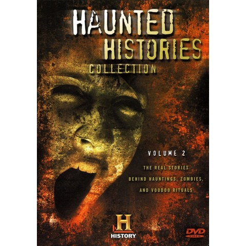 Haunted Histories Collection, Vol. 2 (5 Discs)