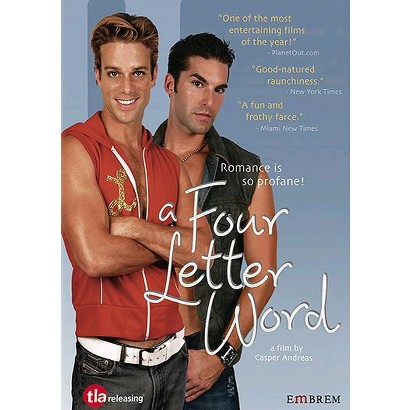 A Four Letter Word (Widescreen)