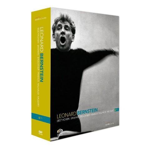 Leonard Bernstein (5 Discs)