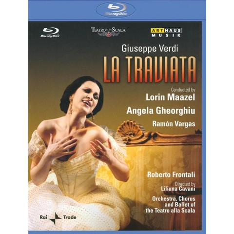 La La Traviata at La Scala (Blu-ray) (Widescreen)