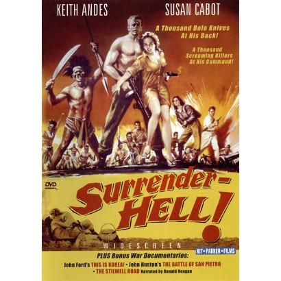 Surrender Hell (Widescreen)