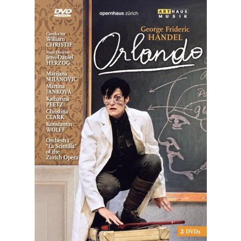 Orlando (Widescreen)