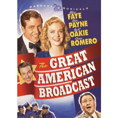 The Great American Broadcast