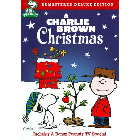 A Charlie Brown Christmas (Deluxe Edition) (R)