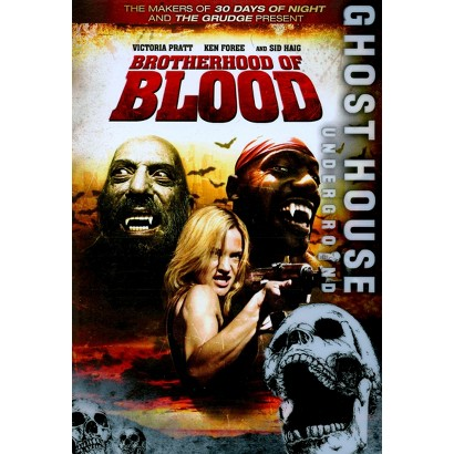 Brotherhood of Blood (Widescreen)