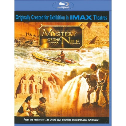 Mystery of the Nile (Blu-ray) (Widescreen)