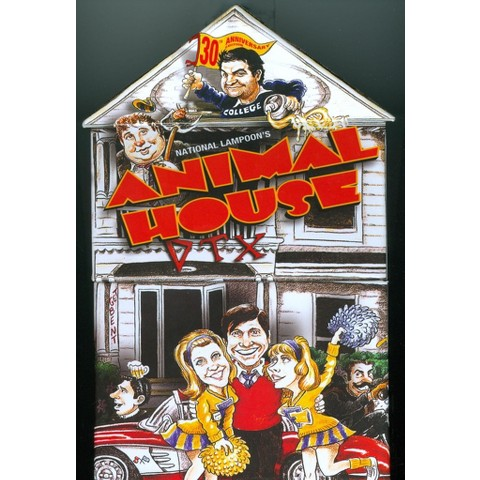 National Lampoon's Animal House  (30th Anniversary Edition) (Delta House Collectible Packaging)
