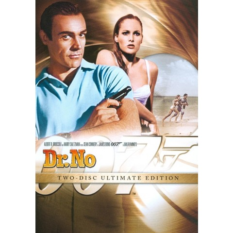 Dr. No (1962)  (Ultimate Edition) (R) (Widescreen)