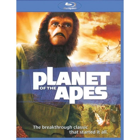 Planet of the Apes  (40th Anniversary) (Blu-ray) (Widescreen)