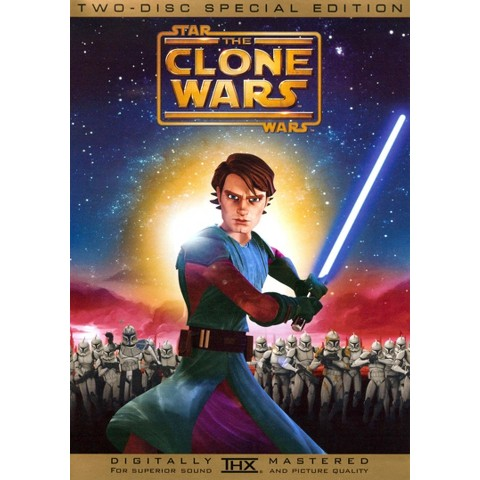 Star Wars: The Clone Wars (Special Edition) (2 Discs) (Widescreen)