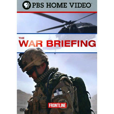 Frontline: The War Briefing (Widescreen)