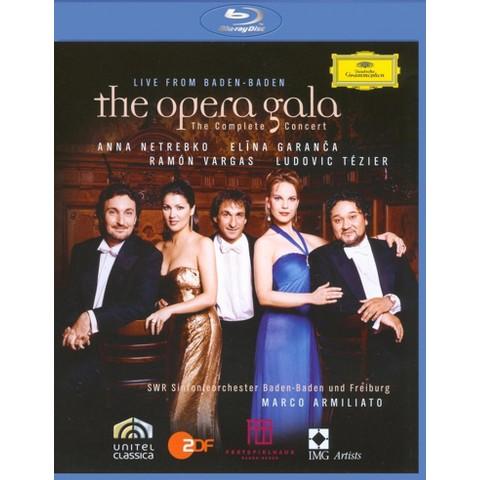 The Opera Gala (Blu-ray) (Widescreen)