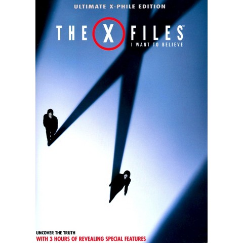 The X-Files: I Want to Believe  (Special Edition) (3 Discs) (Includes Digital Copy) (W)
