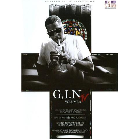 G.I.N. TV #5: Hip Hop & Politics Issue 2