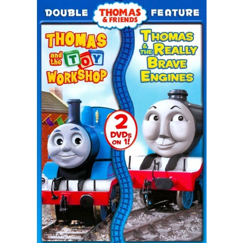 Thomas & Friends: Thomas and the Toy Workshop/Thomas & the Really Brave Engine (2 Discs)