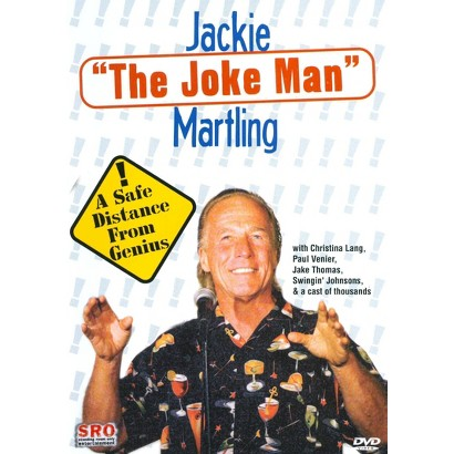 "The Jackie ""The Joke Man"" Martling: A Safe Distance From Genius"