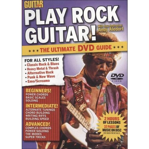 Guitar World: Play Rock Guitar!