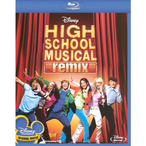 High School Musical (Remix Edition) (Blu-ray) (Widescreen)