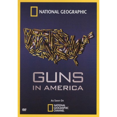 National Geographic: Guns in America (Widescreen)