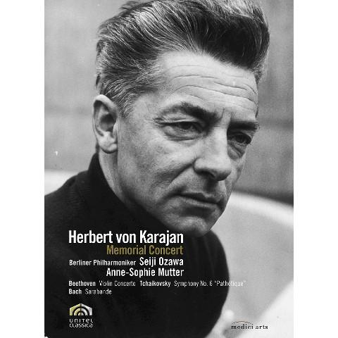 Herbert von Karajan: Memorial Concert (Widescreen)