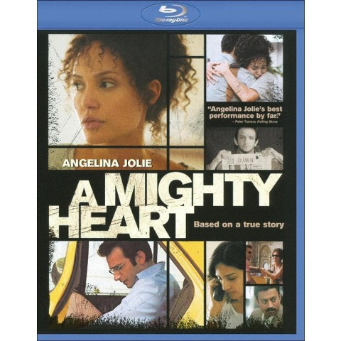 A Mighty Heart (Blu-ray) (Widescreen)