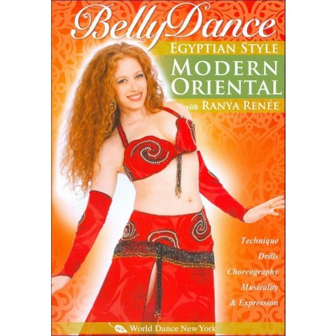 BellyDance: Egyptian Style Modern Oriental