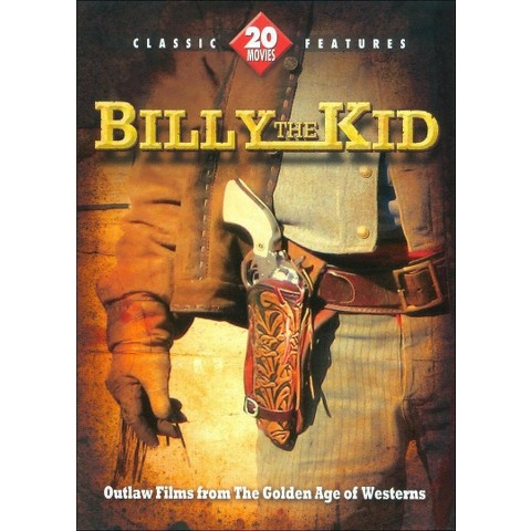Billy the Kid: 20 Classic Features (4 Discs)