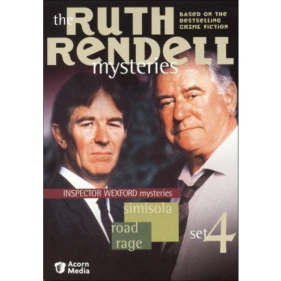 The Ruth Rendell Mysteries: Set 4 (2 Discs) (Widescreen)