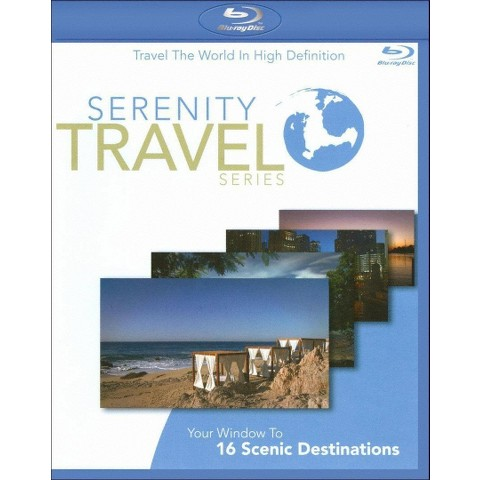 Serenity Travel Series, Vol. 1 (Blu-ray)