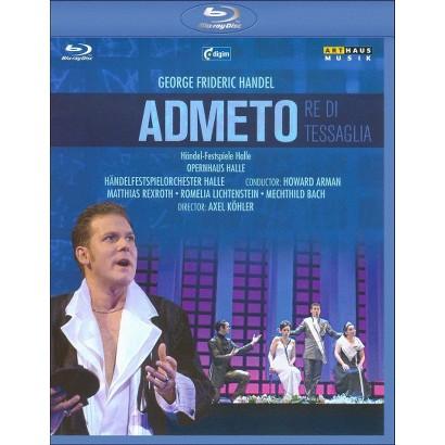 Admeto (Blu-ray) (Widescreen)