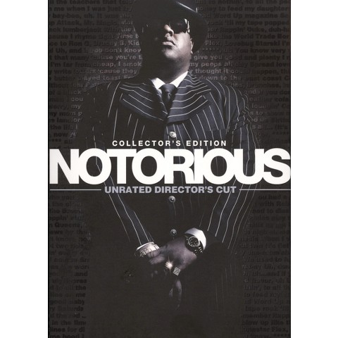 Notorious (Collector's Edition) (Unrated Director's Cut) (3 Discs) (Includes Digital Copy) (Widescreen)