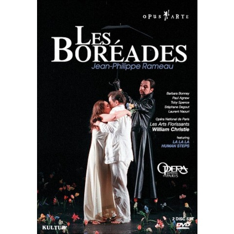 Jean-Philippe Rameau: Les Boreades - Opera National de Paris (2 Discs) (Widescreen)
